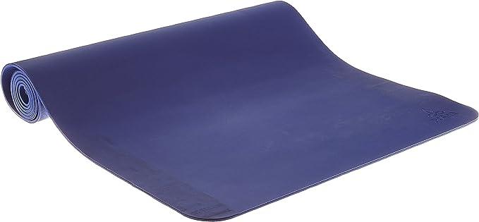 Amazon Com Prana Salute Eco Yoga Mat Cobalt One Size Clothing