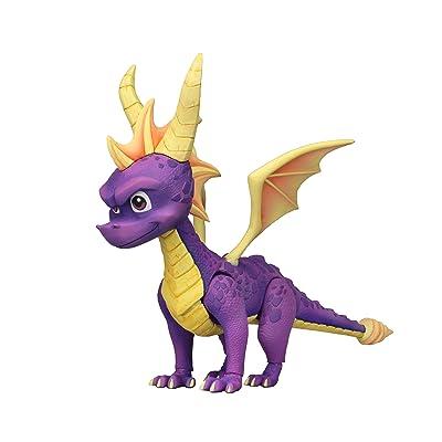 NECA Spyro The Dragon: Spyro Action Figure: Toys & Games