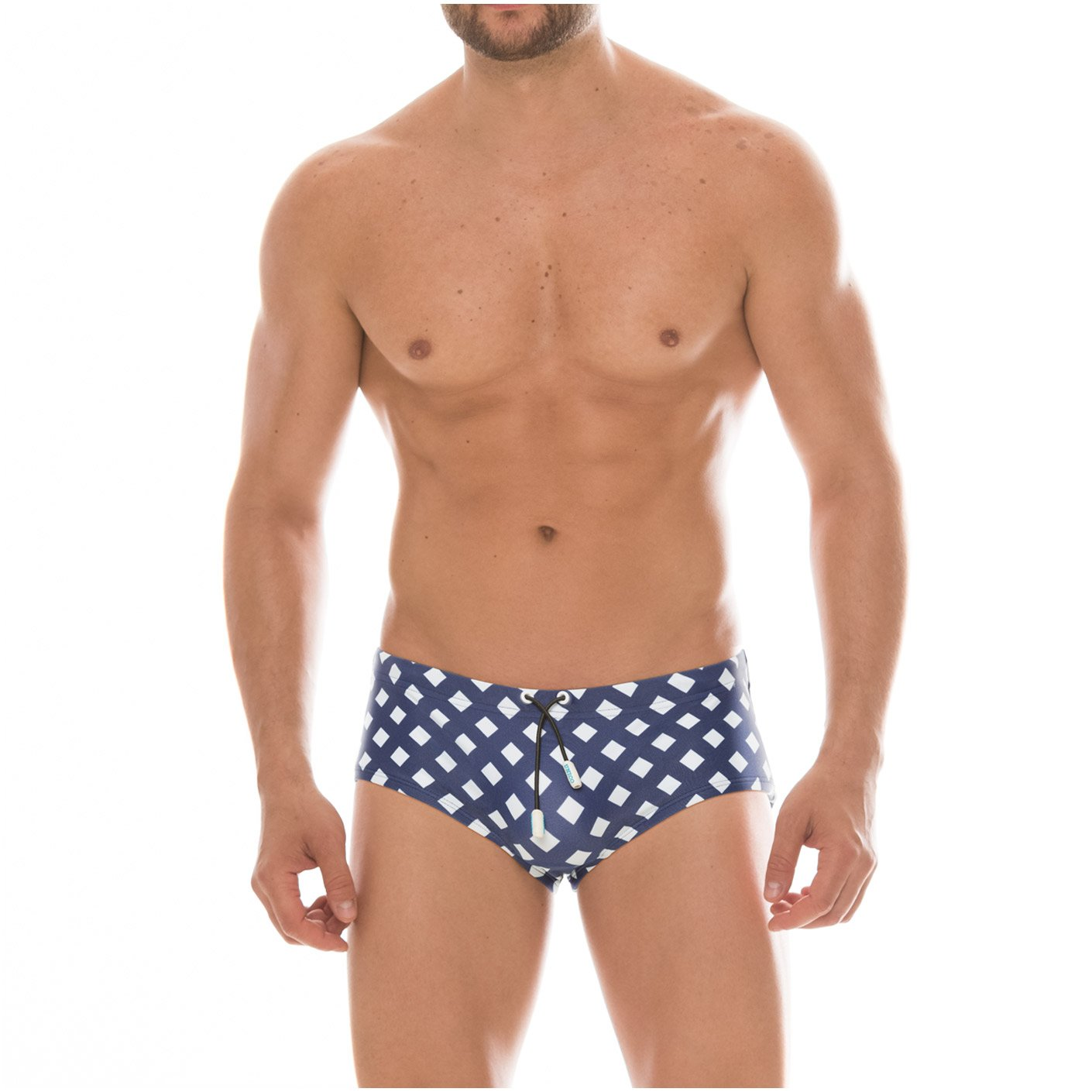 Mundo Unico Mens Polyester Classic Swim Trunks Swimwear ...