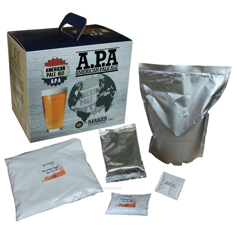 American PALE ALE - 23 Liter Bier zum selber Brauen - Bier Kit