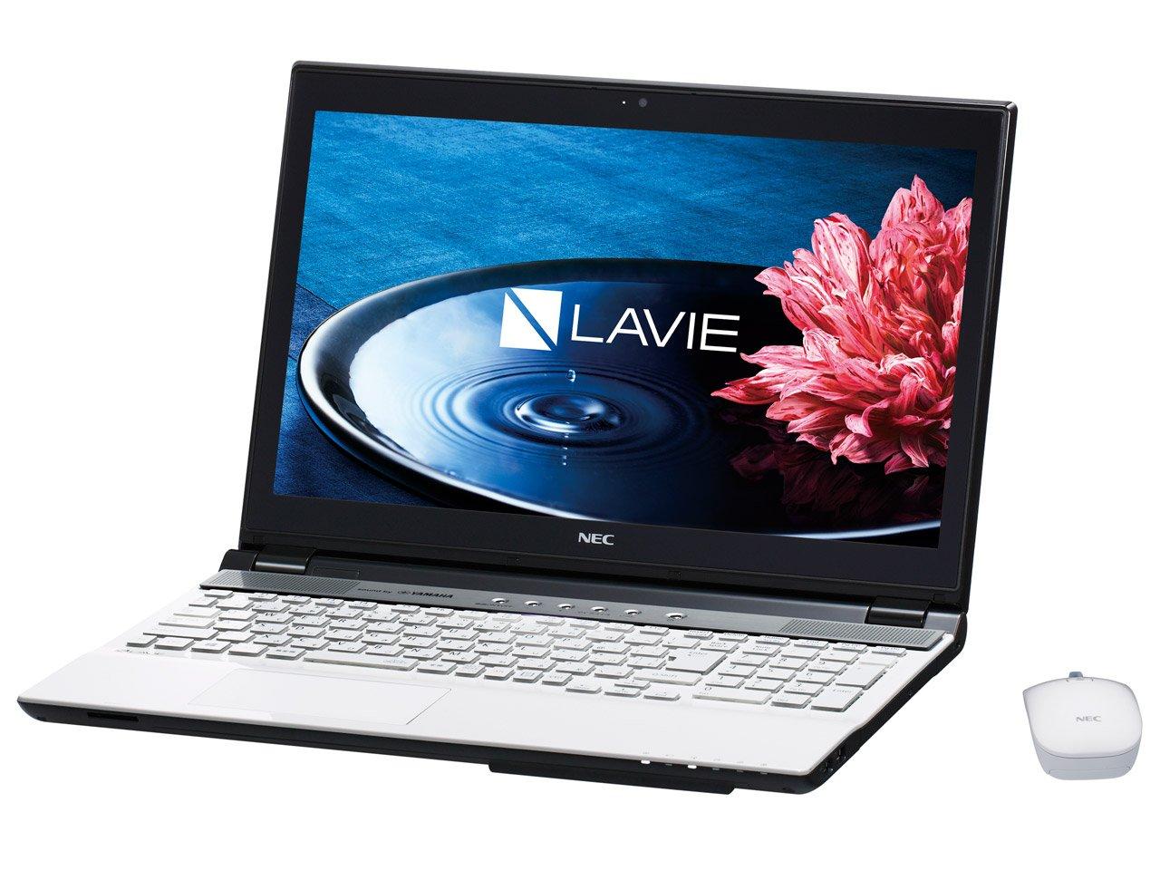 現品限り一斉値下げ! NEC PC-NS750EAW LAVIE LAVIE Standard Note Note Standard B01FFGTANQ, グッドライフ ウッド:1e9761a8 --- ballyshannonshow.com