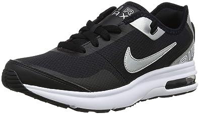 hot sale online 611d1 0c518 Nike Air Max LB (GS), Chaussures de Running Compétition garçon, Noir (