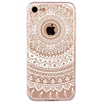 coque iphone 6 mandala silicone