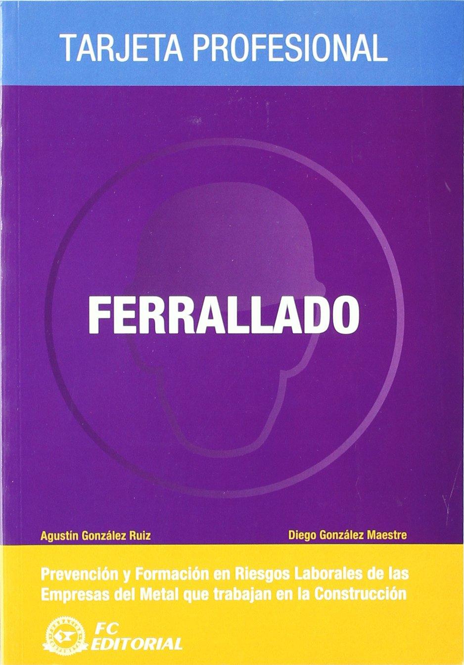 Ferrallado: Tarjeta profesional Metal - Construcción: Amazon.es ...