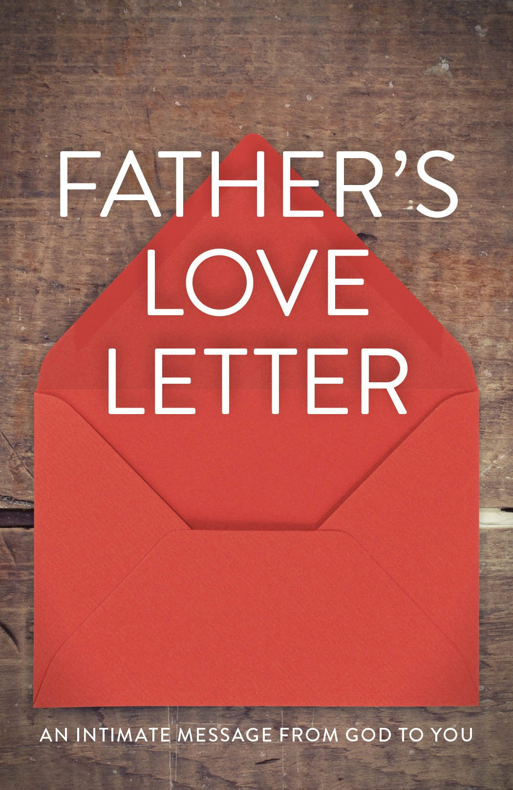 fathers love letter ats pack of 25 barry adams 9781682163436 amazoncom books