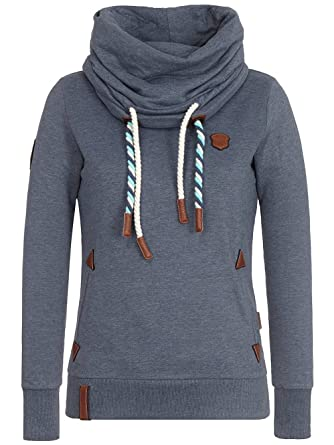 Sweater Women Naketano Reorder VIII Sweater  Amazon.co.uk  Clothing fa56d1e2b1