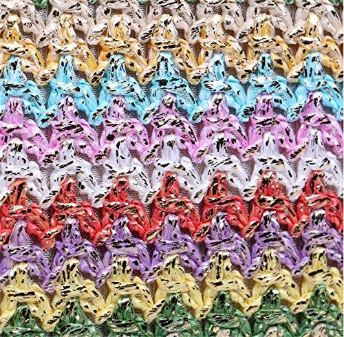Femmes Dress à Chaîne de bandoulière Sac Soirée Clutch Weaving mariage gold Sacs rtqw7Br