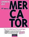 Mercator 11e édition - Tout le marketing à l'ère numérique. Avec e-book