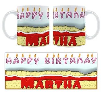 Happy Birthday Martha