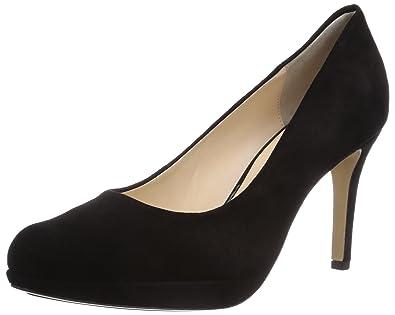 97403a4b5a7808 HÖGL 9-128002-0100 Damen Pumps  Amazon.de  Schuhe   Handtaschen