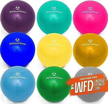 DoYourFitness Mini Pelota de Pilates »Balle« 18cm / 23cm / 28cm ...