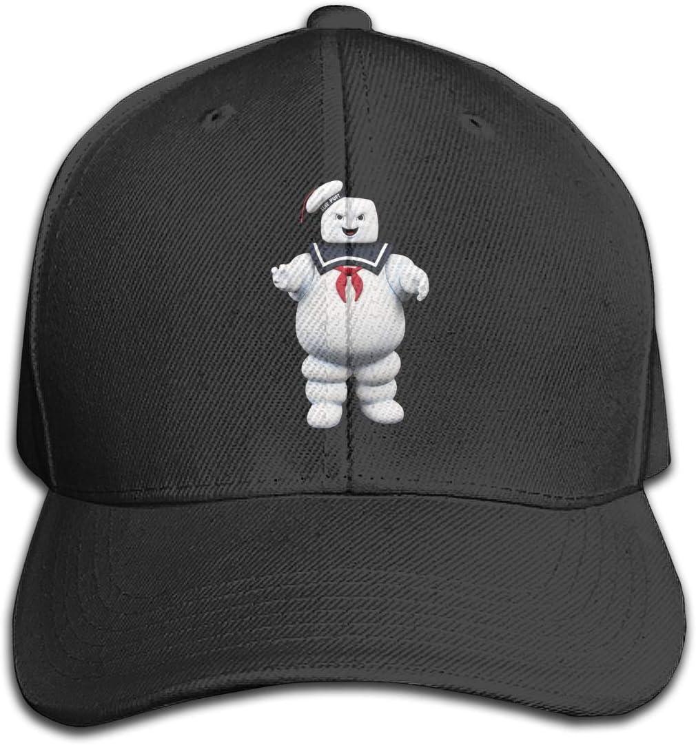 CarolJenkins Stay Puft Logo Gorra de Baloncesto Ajustable Sombrero ...