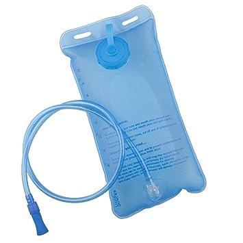 DIGIFLEX Sistema de hidratación/depósito de agua de 2 L en forma de mochila para senderismo, ciclismo, caminar, correr, jogging: Amazon.es: Electrónica