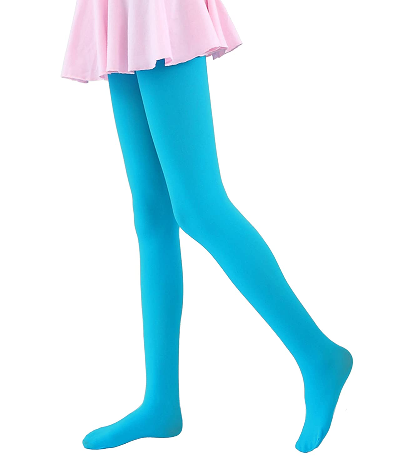 Astage 2pack of Girls Tights,Dance Stockings Astage-C-BLDDKW