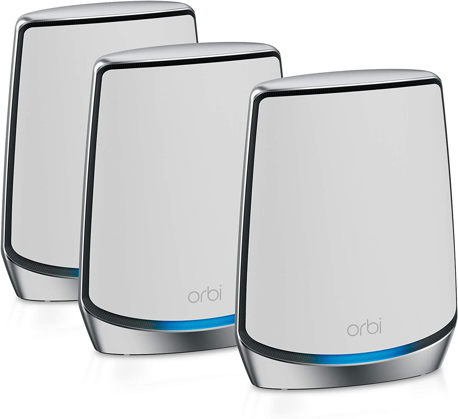 Netgear Orbi RBK50 vs. RBK852 vs. RBK853 Whole Home Tri-Band Mesh Wi-Fi Systems