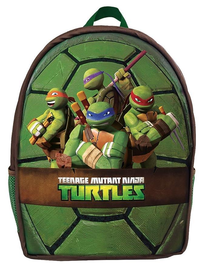 Ninja Turtles Mochila Infantil, Verde (Verde) - 42512 ...