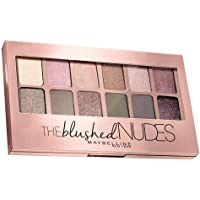 Maybelline New York The Blushed Nudes Palette Eyeshadow, 9g