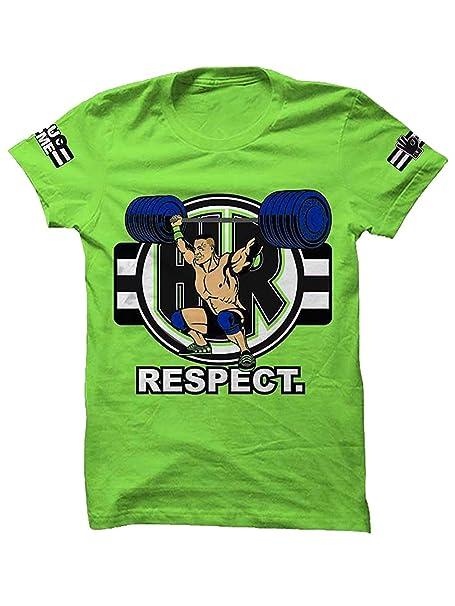 d68a1434e Star Shoes WWE T Shirt for Men Cotton Half Sleeve (John Cena Tshirt for Men