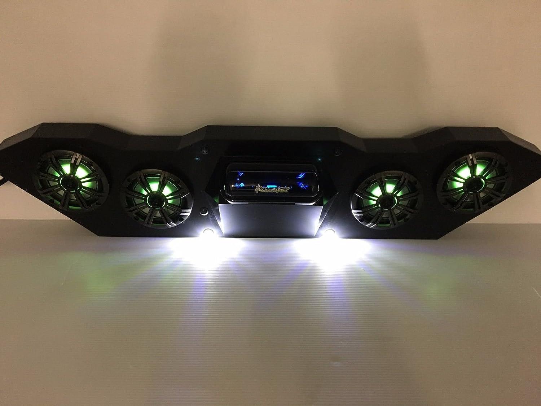 Sd Kt4bbt4rgb Kawasaki Teryx Stereo System Bt 4 65 2015 Wiring Schematic Marine Speakers Car Electronics