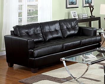 Amazon.com: Acme patas de sofá de muebles 15090 Platinum con ...