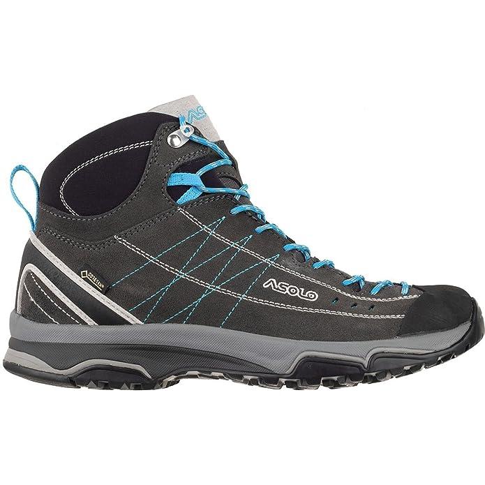 2e5455b0f3982 Amazon.com | Asolo Women's Nucleon Mid GV ML | Shoes