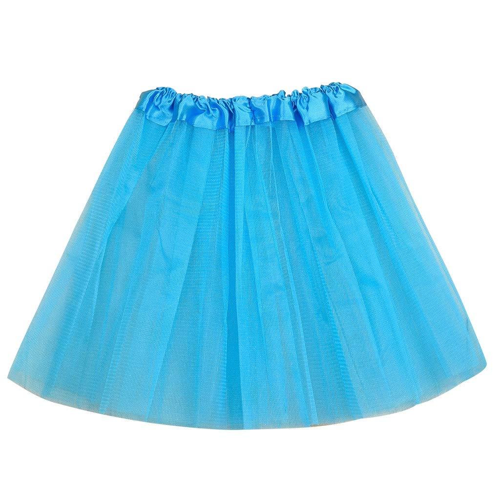 Falda de tul de PPangUDing, minifalda para niños, niña, clásica ...
