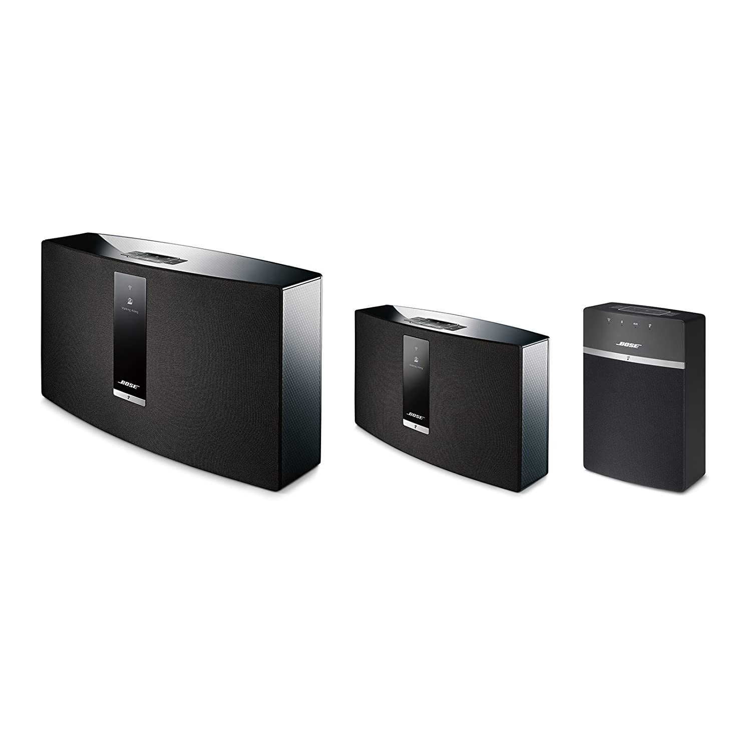 amazoncom bose soundtouch 20 series iii wireless speaker black home audio theater blackweb 20 powerful speaker system