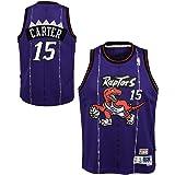size 40 af4d6 e0270 Amazon.com : Mitchell & Ness Vince Carter Toronto Raptors ...