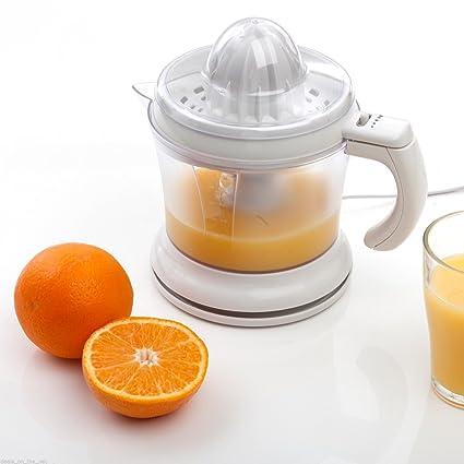 1 litro eléctrico exprimidor Extractor Exprimidor Fácil verter pasta colador jarra