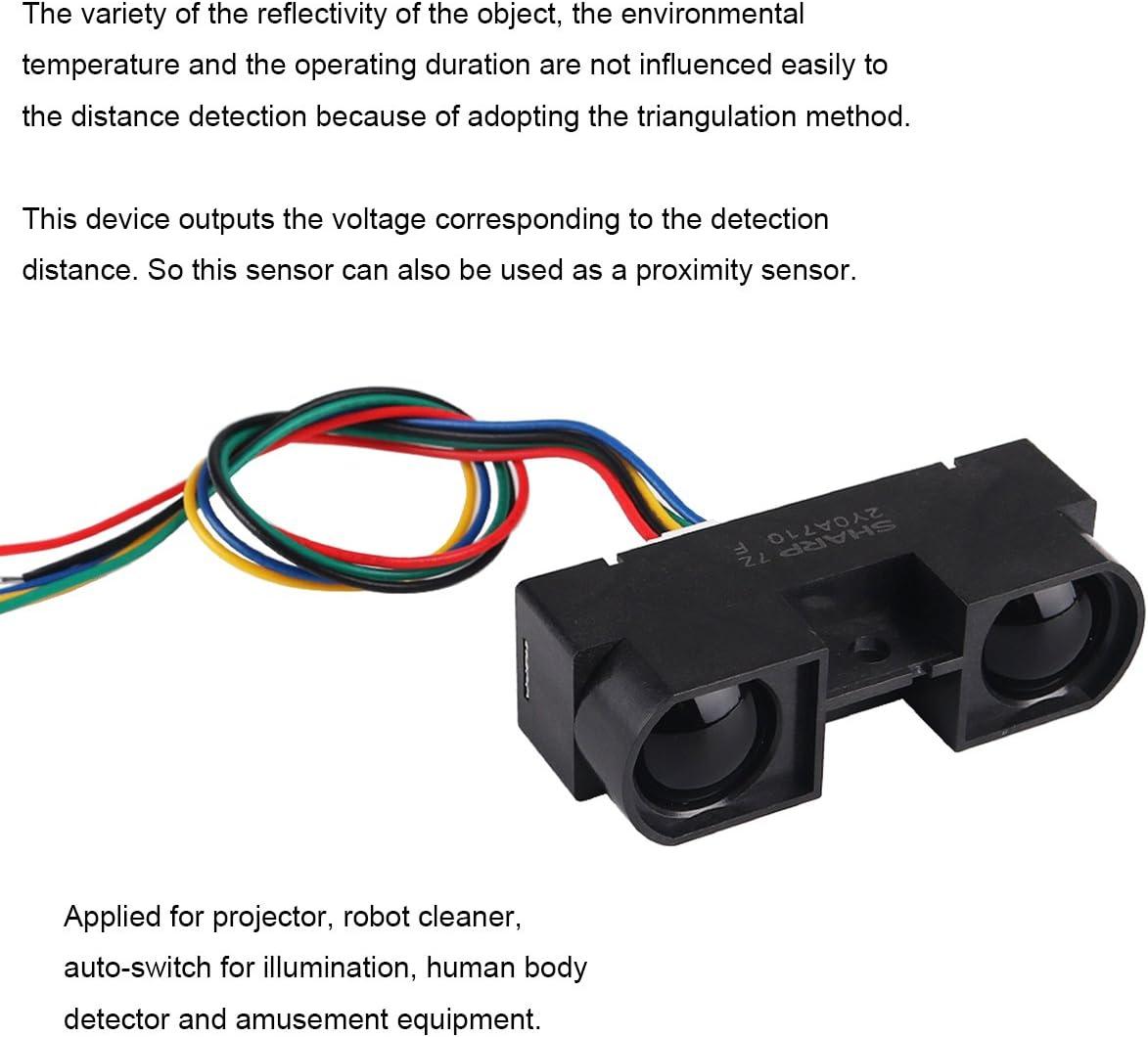 MakerHawk - Módulo de sensor de distancia por infrarrojos con ...