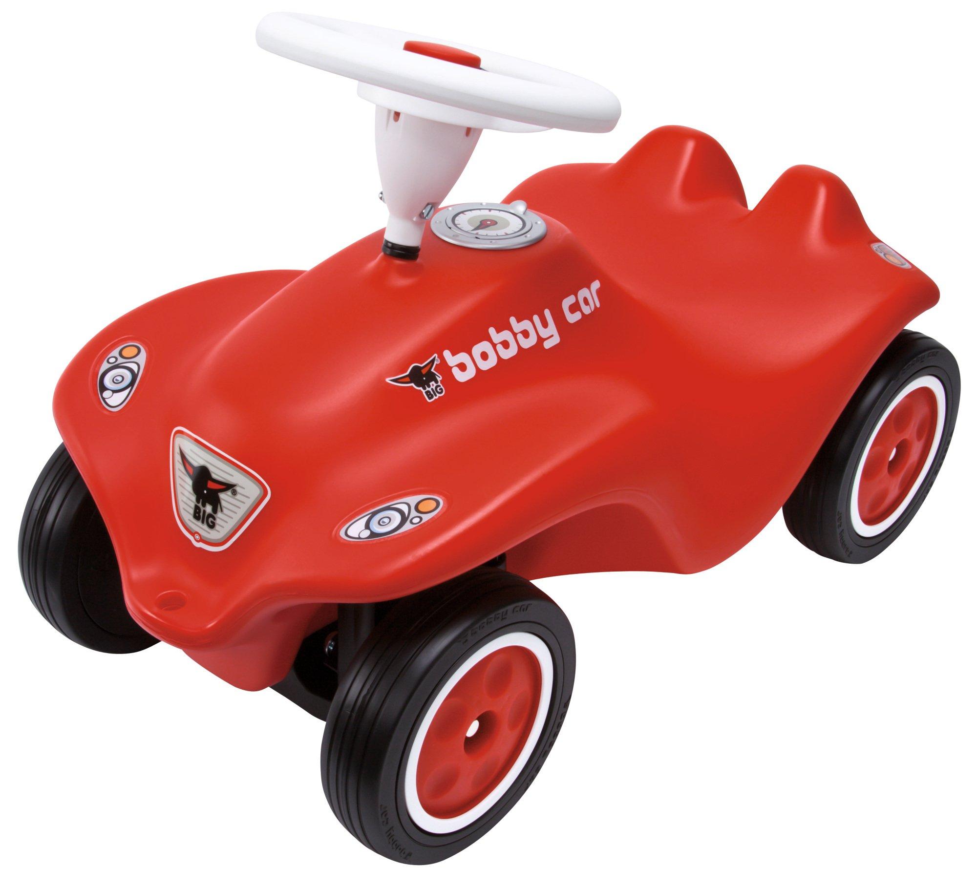 Bobby Caddy Car Anhänger Sinnvoll Big 56292 Rot