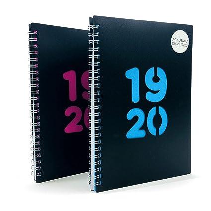 MantraRaj 2019-20 - Agenda escolar (vista semanal, A5 ...
