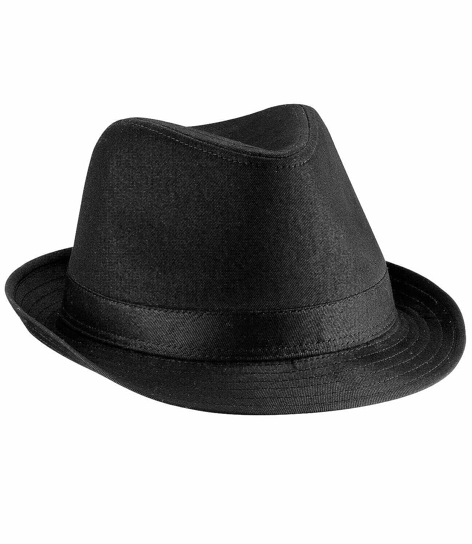 3e337e72b97 Beechfield Unisex Adults Fedora Hat