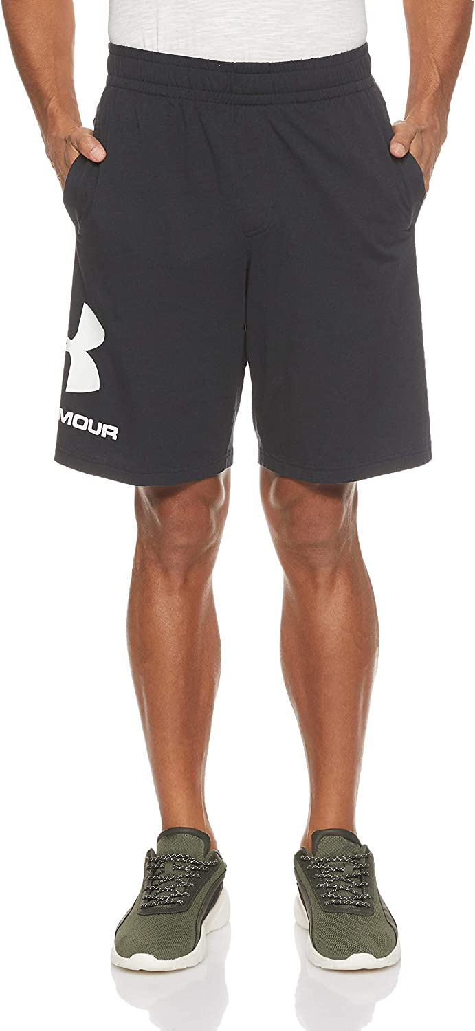 Under Armour mens Sportstyle Cotton Graphic Shorts
