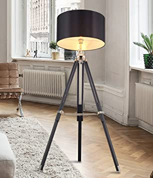 Metall Stehleuchte Luxus Edelstahl Lampe Wohnzimmer Schlafzimmer Stativ Boden Licht Mit 5W LED Lichtquelle