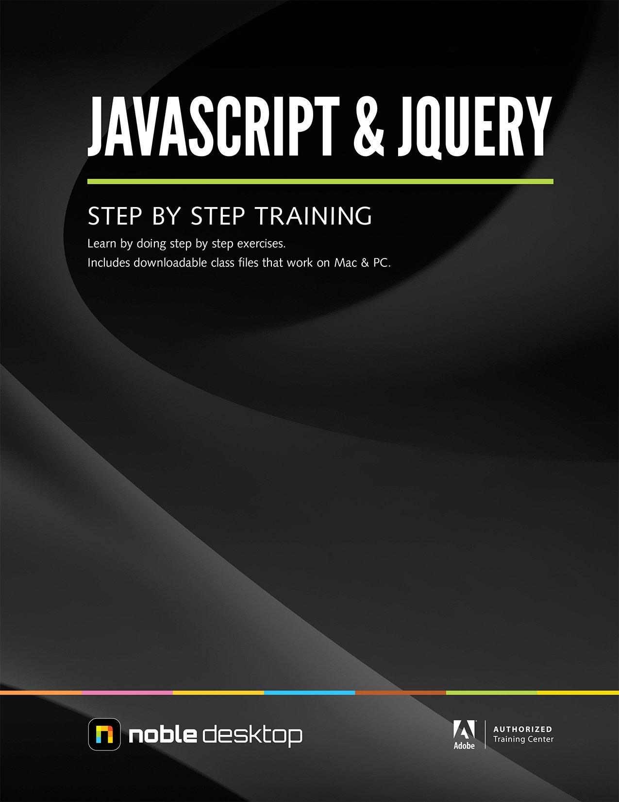 Read Online Javascript & jQuery Step by Step Training ebook