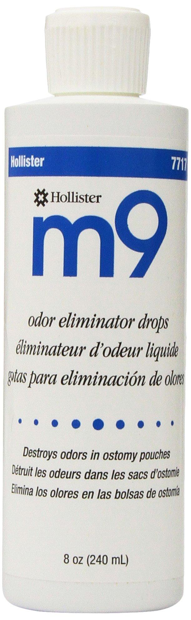 Hollister M9 Odor Eliminator Drops, 7717 8 oz 1 bottle