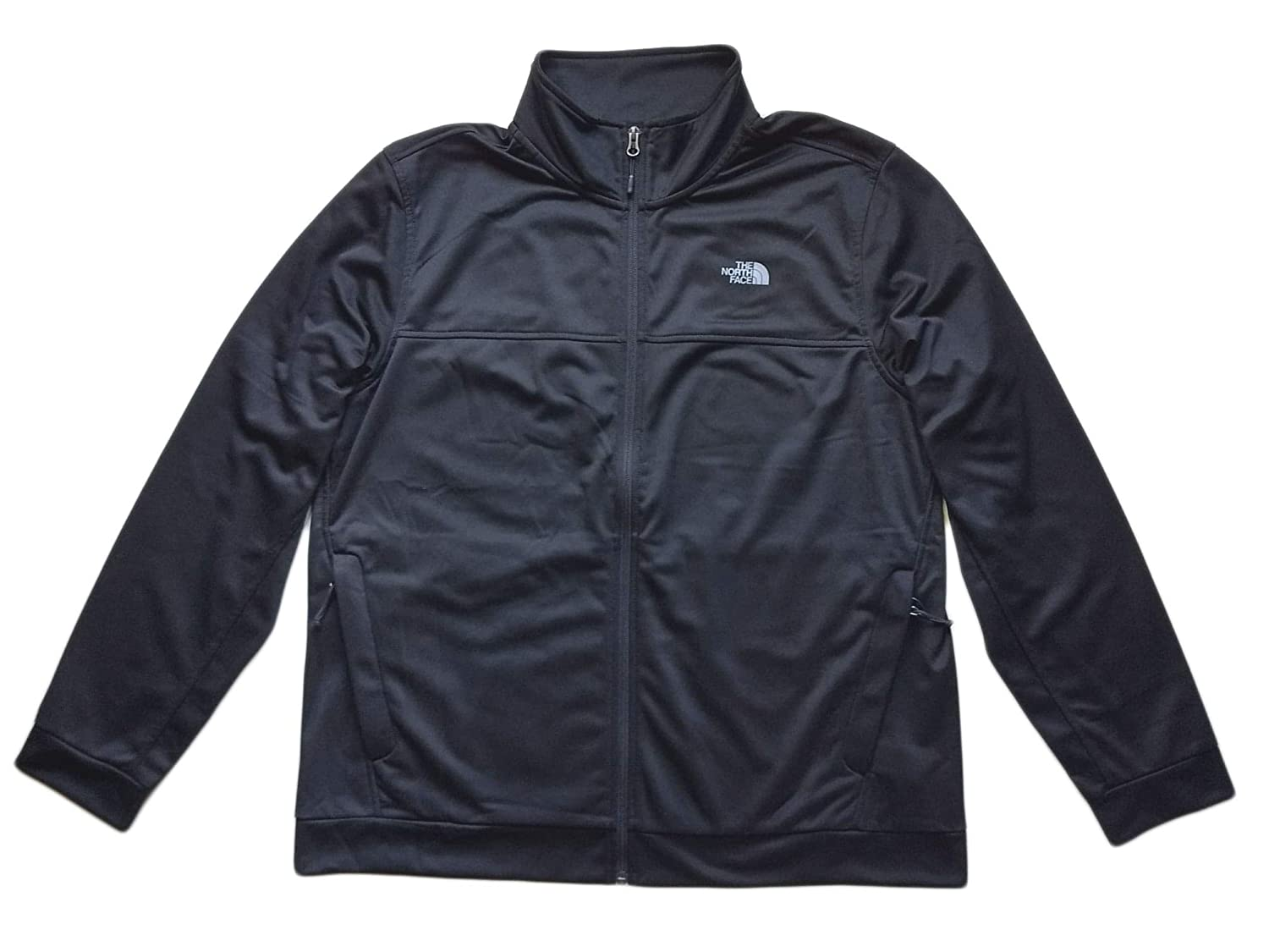 The North Face Mens 100 Weight Cinder Full Zip Fleece Jacket