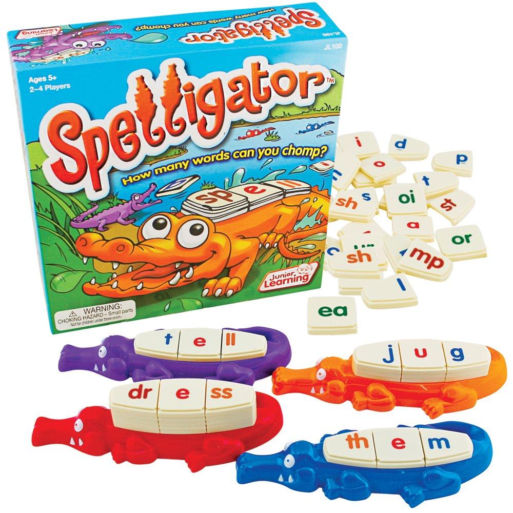 Junior Learning JL100 Spelligator Game
