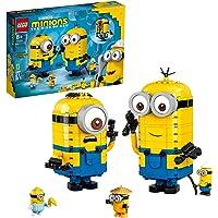 LEGO® Minions: Brick-Built Minions and Their Lair 75551