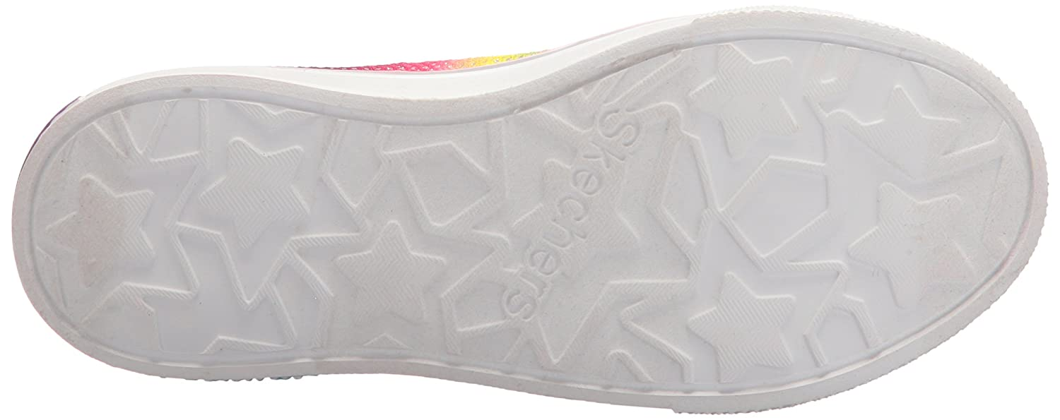 Skechers Kids Twinkle Breeze 2.0-Sunshine Sneaker 10927L