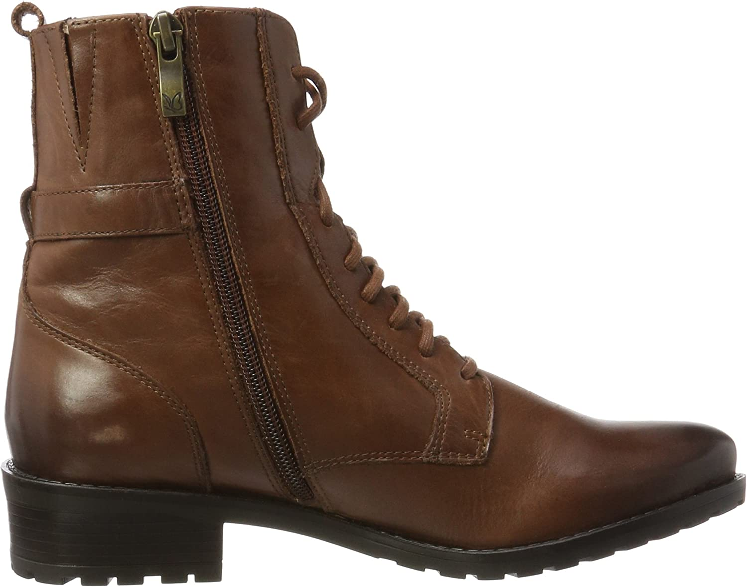 Caprice Brandy Antic Womens Ankle Boots