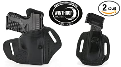 Amazon com : Springfield XDS NO Laser 3 3 OWB Shield Holster and