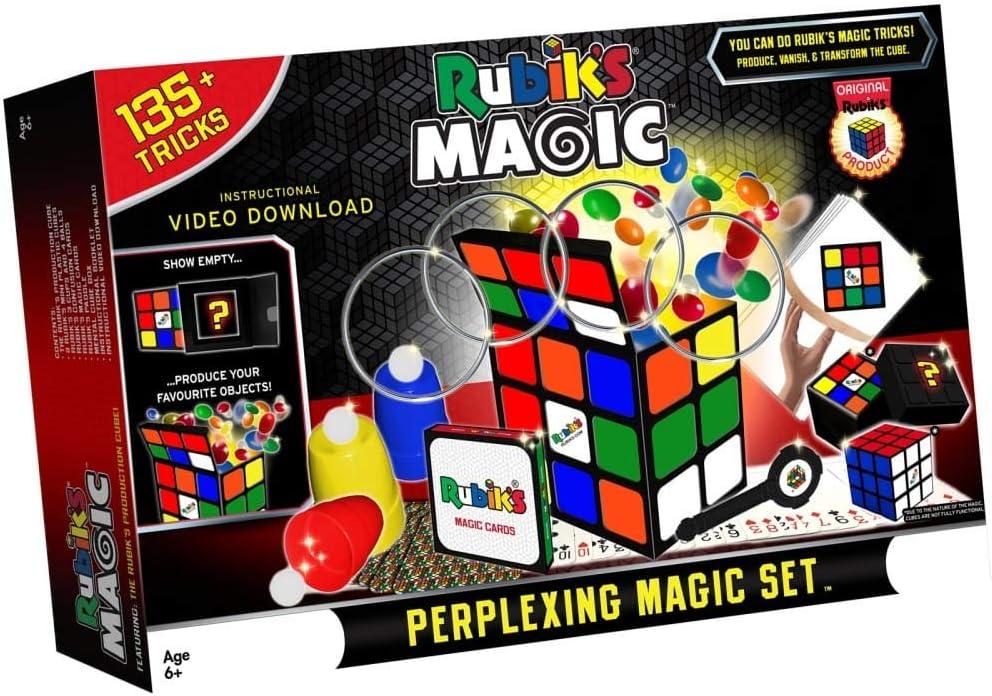 Rubik s 10560 Sorprendente Magic Set: Amazon.es: Juguetes y juegos