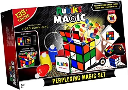 TRICKS WITH VIDEO DOWNLOAD CUBE PADDLE CUPS KIDS RUBIK/'S MAGIC AMAZING SET 50