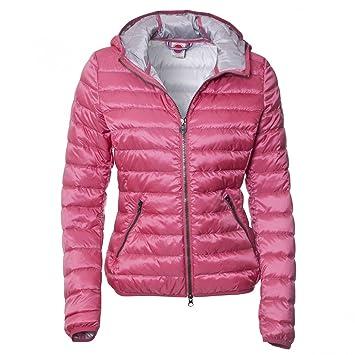 Colmar Damen Down Jacket Punk Rosa Polyester Daunenjacke