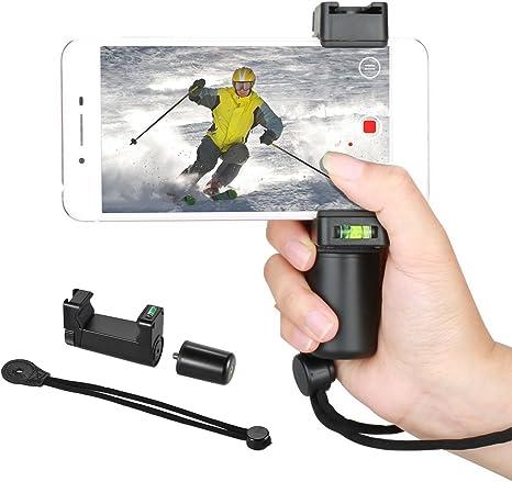 Soporte Ueasy de smartphone con mango de agarre ajustable y ...