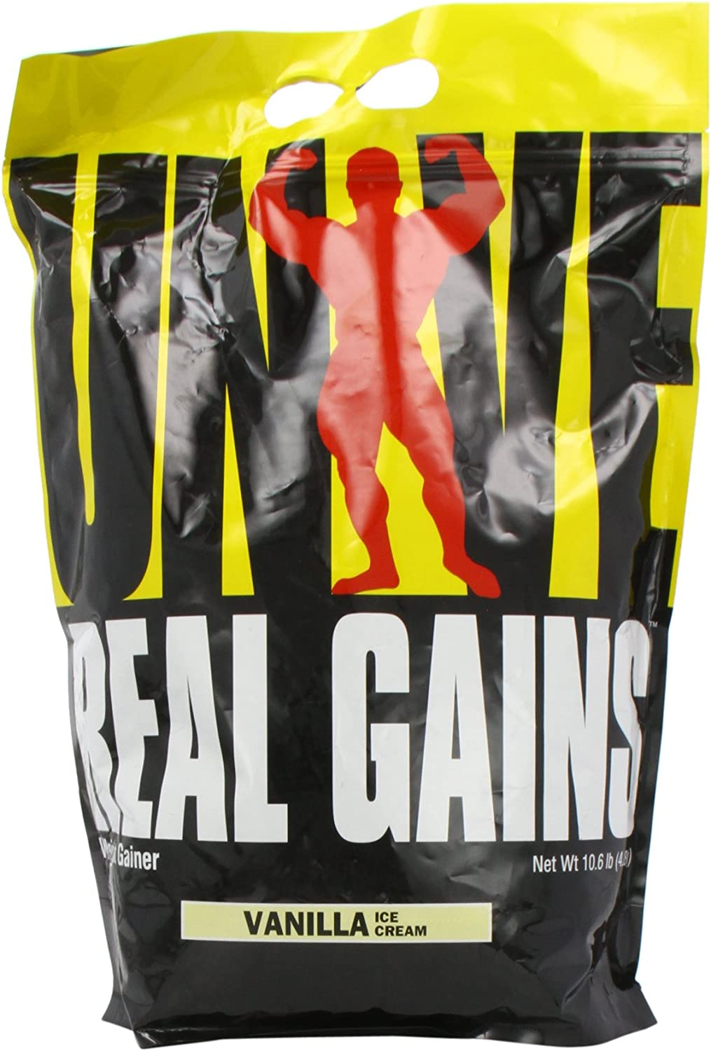 Real gains - 4808 g - Vanille - Universal nutrition