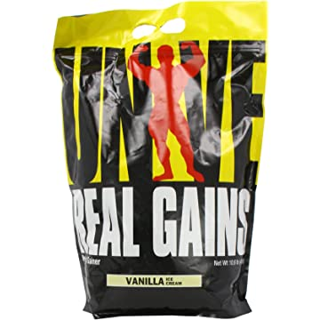 best Real Gains Mass Gainer Power reviews