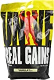 Universal Nutrition Real Gains, Vanilla Ice Cream, 10.6-Pounds